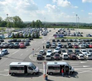 Parking Katowice Pyrzowice