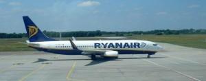 Ryanair z Katowic